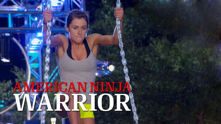 Kacy Catanzaro makes American Ninja Warrior history, becoming the first woman ever to complete the course.  This show is awesome!!! What these athletes do is amazing!!