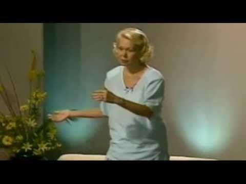 Луиза Хей. Исцеление начинается с одобрения и уважения себя - YouTube