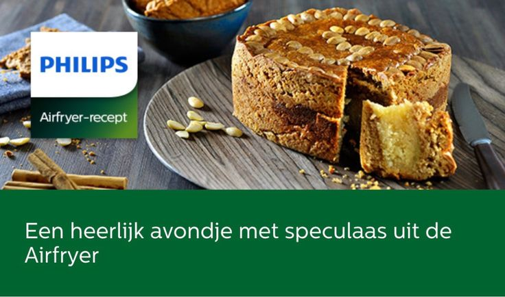 Gevulde speculaas van The Philips Chef