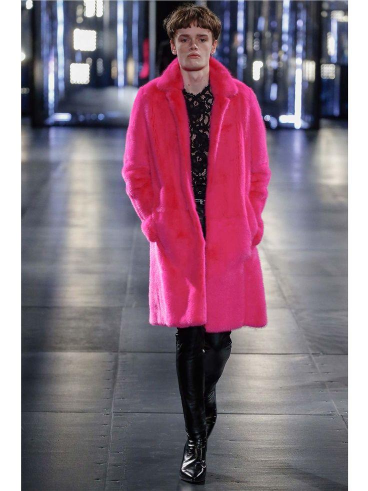 Men&39s Pink Mink Fur Coat | Coats Mink and Pink