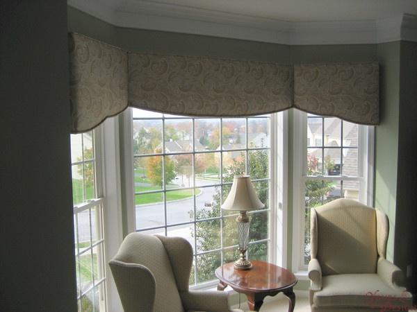 les 25 meilleures id es de la cat gorie traitements de bow window sur pinterest baies vitr es. Black Bedroom Furniture Sets. Home Design Ideas