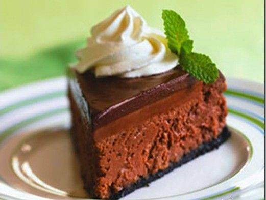 Chocolate Cheesecake Recipe - Recipes Table