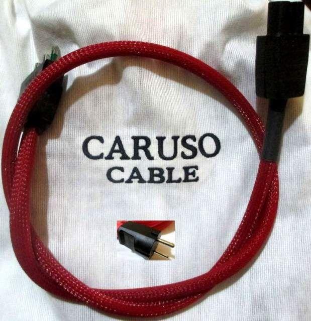 Cavo di rete Caruso Cable® ONE.A MKIII M. 1,0 ALTRE MISURE DISPONIBILI SU RICHIESTA.