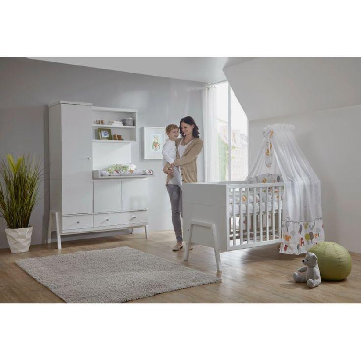 SCHARDT Kinderzimmer-Set HOLLY WHITE 789,99 € (Stand: 16.06.2016)