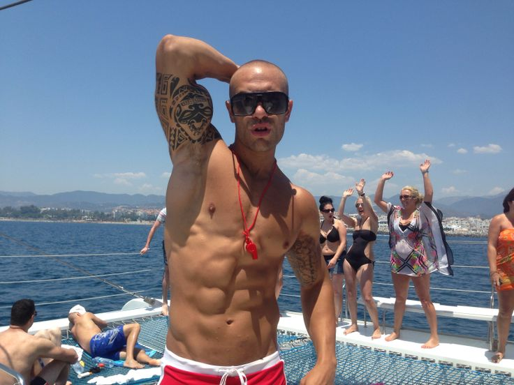 It's getting hot in marbella for hen parties.