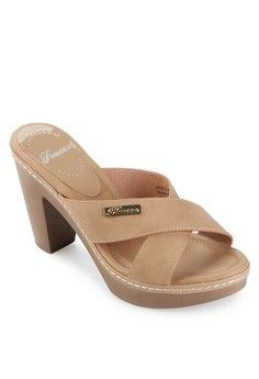 jual sepatu wanita murah berkualitas: Sepatu wanita Tracce Female Heel Sandals