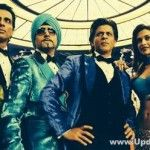 The currently underproduction film 'Happy New Year' which is directed by Farah Khan is on its final stage. The lead actor of the film Shah Rukh Khan posted a picture on Twitter which actually revealed the complete cast of the film. The picture showing the...