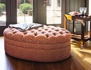 Ottomans are great multi functional pieces of furniture