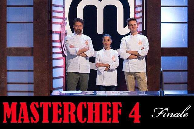 Anticipazioni finale MasterChef Italia 4