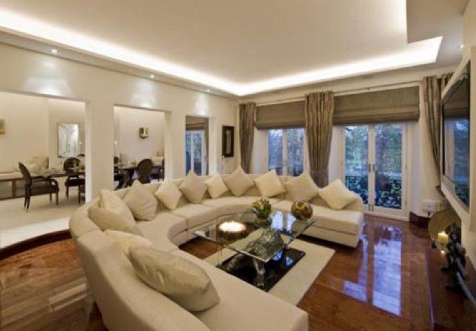 Living Room Breathtaking Large