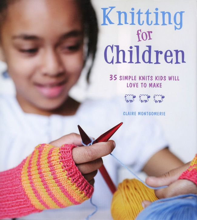 Knitting Pattern Books For Toddlers : 17 Best images about Patterns for Kids to Knit on ...