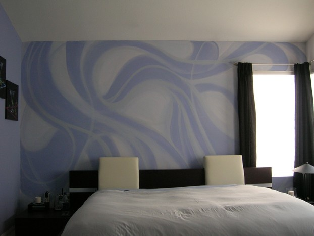 17 best images about murals on pinterest nursery murals for Cool bedroom wall designs