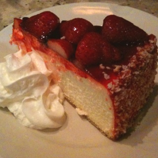 Authentic New York cheesecake! Yum! | GET IN MY BELLY! | Pinterest