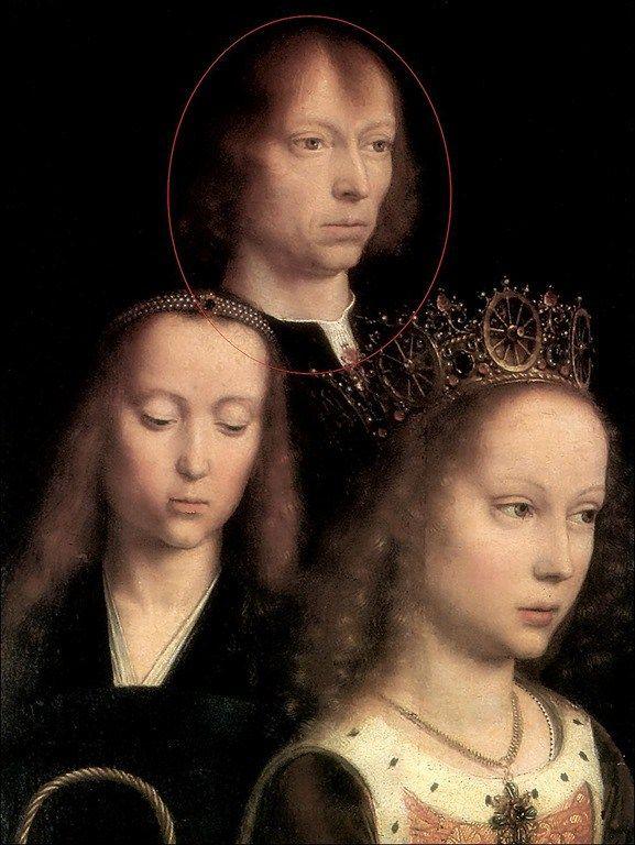 Giorgio Gasparini | Giorgione · Autoritratto come David · 1509 · Herzog Anton Ulrich Museum · Braunschweig