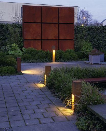 Outdoor lighting inspiration 82 pinterest rusty slot 50 outdoor luminaire outdoorlighting mozeypictures Images