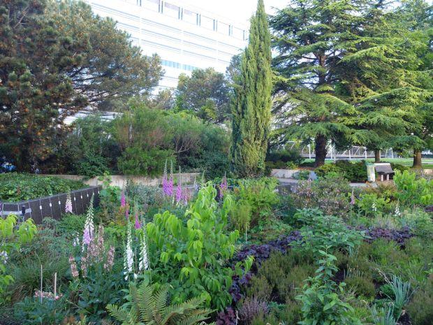 168 best images about paris 15e montparnasse on for Jardin atlantique