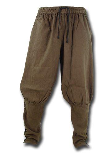 Wikingerhose, braun