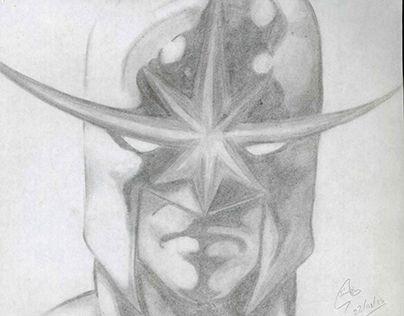 "Check out new work on my @Behance portfolio: ""Fanart illustration. NOVA Marvel make with charcoal"" http://be.net/gallery/52012211/Fanart-illustration-NOVA-Marvel-make-with-charcoal"