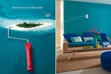 ber ideen zu sch ner wohnen farbe auf pinterest. Black Bedroom Furniture Sets. Home Design Ideas