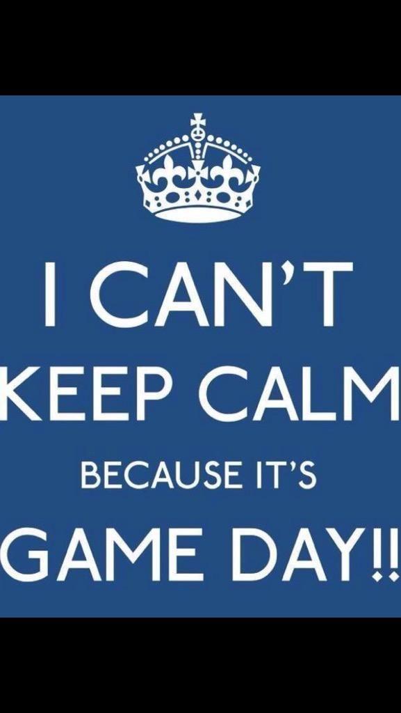 Happy game day!  #BBN #BBNfamily