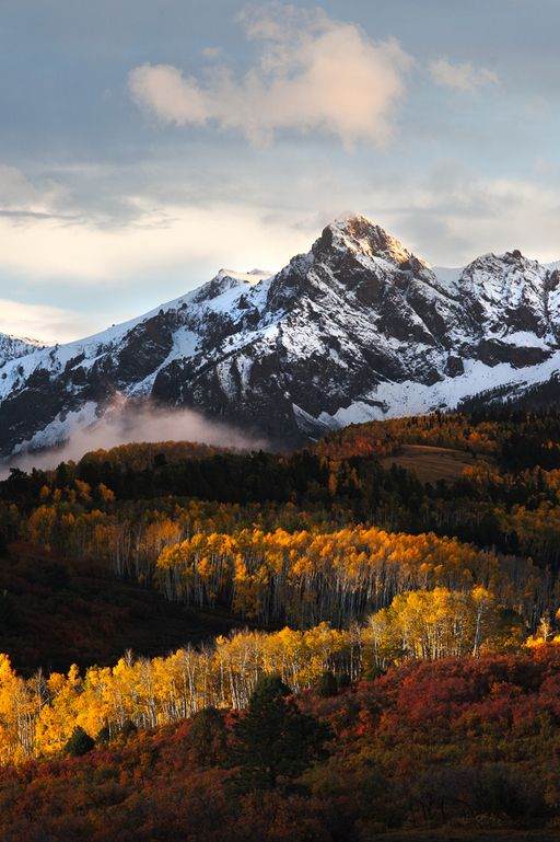 Mears Peak, Colorado | USA by Cinematic Photography