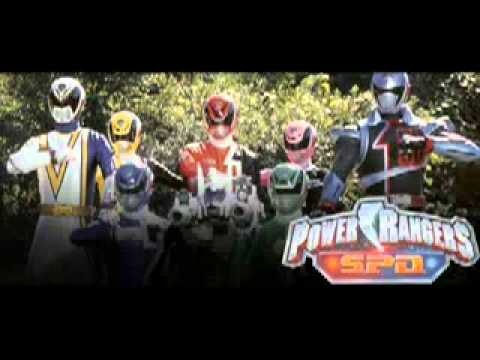 All Power Rangers Theme Songs
