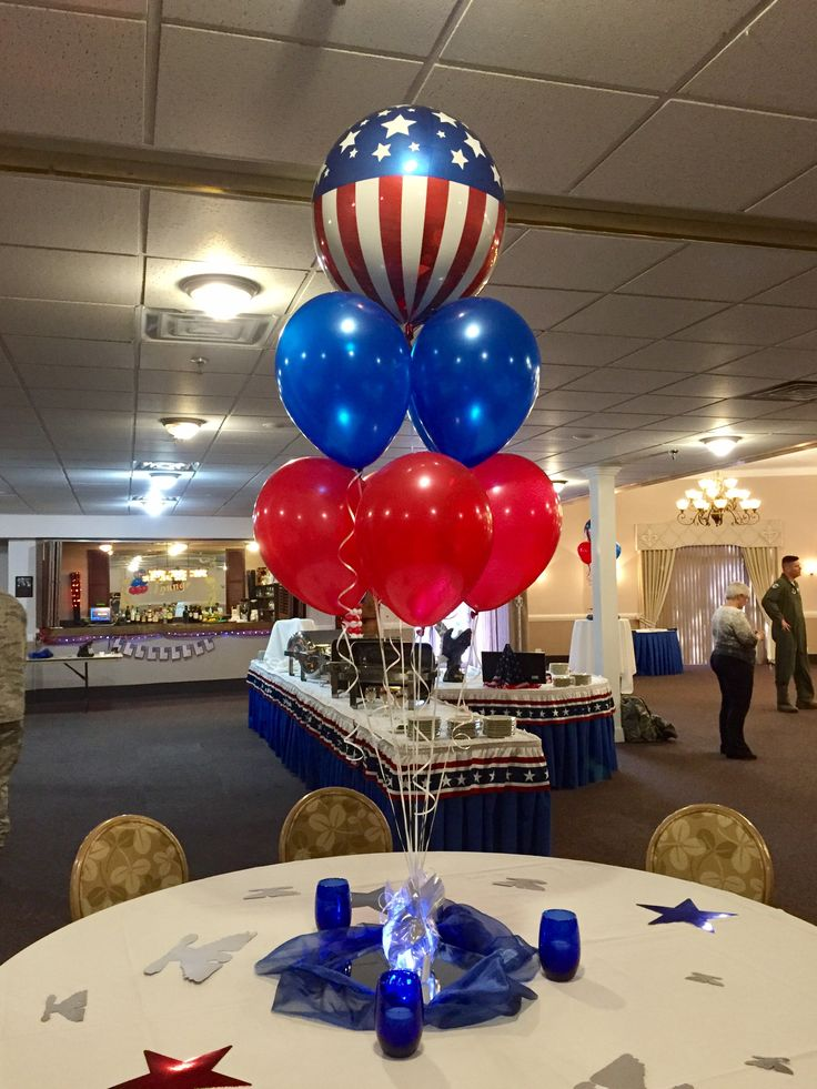 Best balloons patriotic images on pinterest