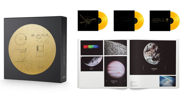 You Can Finally Buy a Copy of the Voyager Golden Record, Gold Plating Not Included