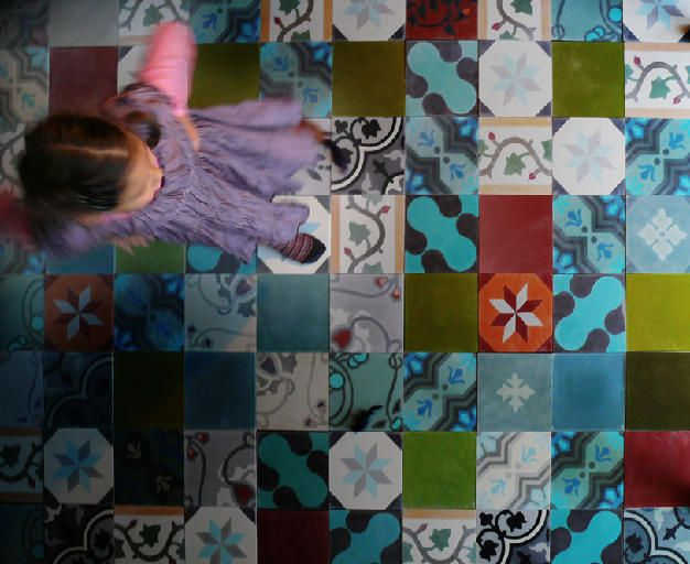 patchwork with Anna-Rosa