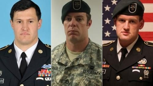 Jordan Releases Footage Of Green Berets Killed While On Secret CIA Syria Mission | Zero Hedge