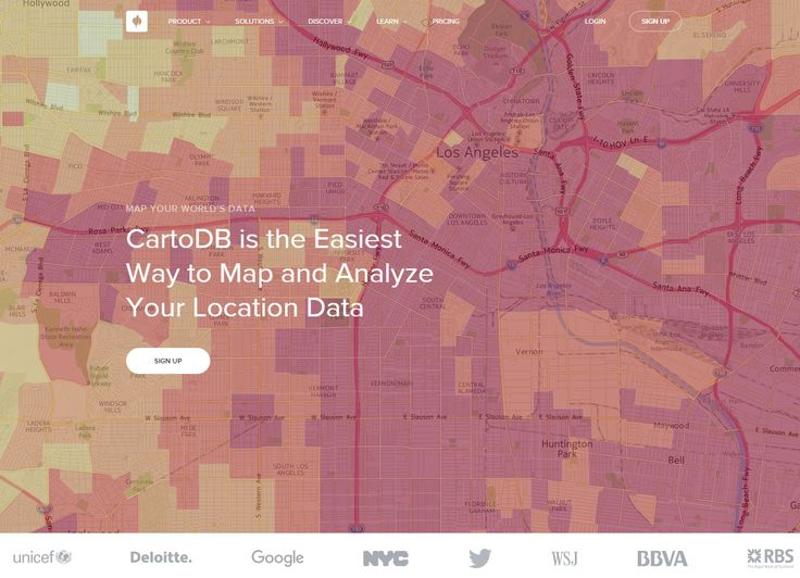 https://cartodb.com CartoDB: Mapping and Analyzing Your Location Data videos: www.youtube.com/user/CartoDB