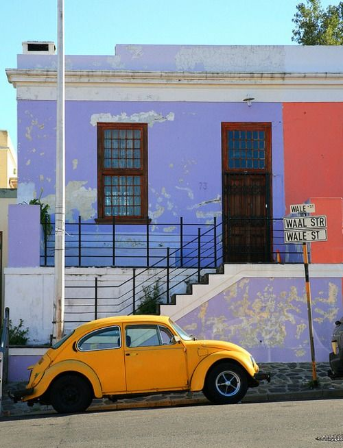 Malay Quarter - Cape Town, South Africa