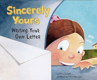 Mentor Text: Letter writing