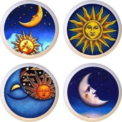 Celestial Sun Moon Stars Drawer Pulls Knobs Set of 4 Farm Fresh Knobs & Pulls,http://www.amazon.com/dp/B004HXVXUW/ref=cm_sw_r_pi_dp_zx.Etb14049T9ER5