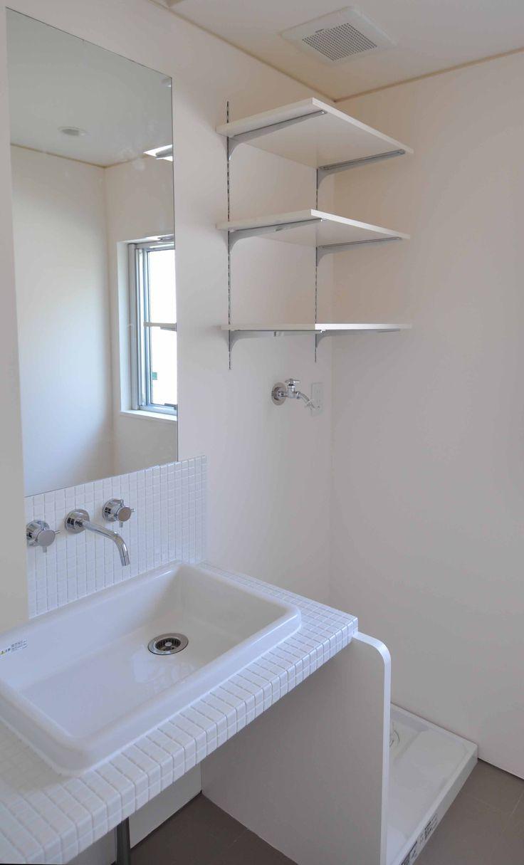 造作の洗面所とキッチン - コラム - 専門家プロファイル