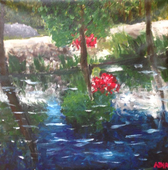 Pond - Alma gallagher