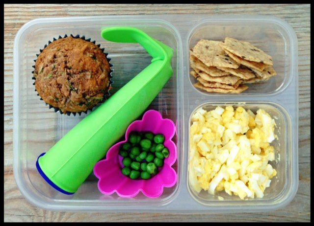 School Lunch Roundup from 100 Days of Real Food - Egg salad,