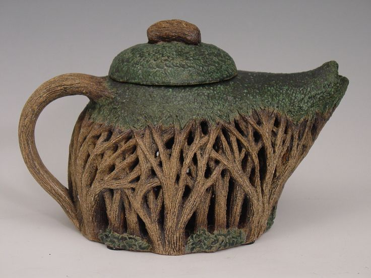 A forest in a teapot (Linda Nowell)