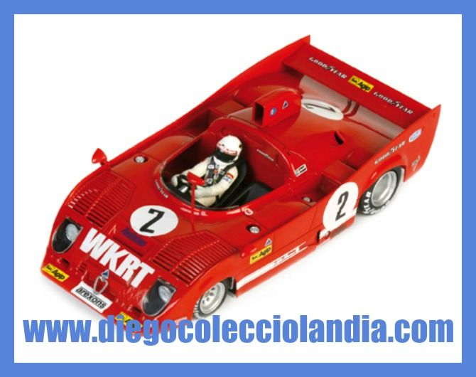 Slot car shop spain