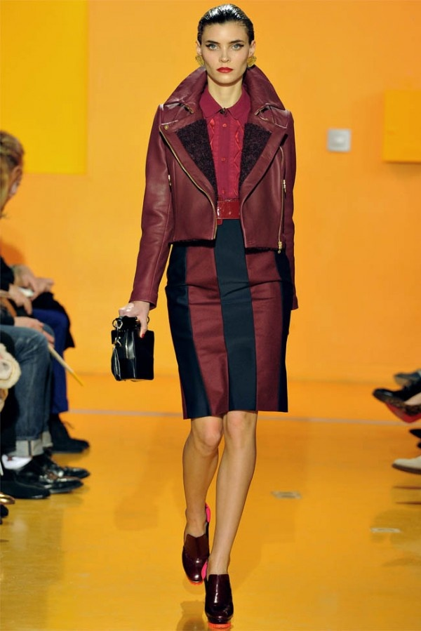 Paris Fashion Week: Kenzo Fall-Winter 2012-2013 RTW