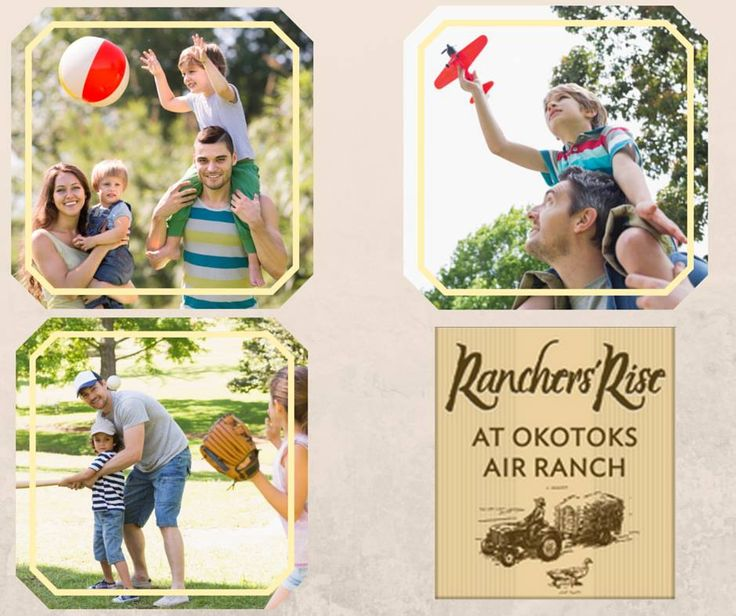 Ranchers' Rise, where you don't need a holiday for a family day. http://rgn.bz/KpHj