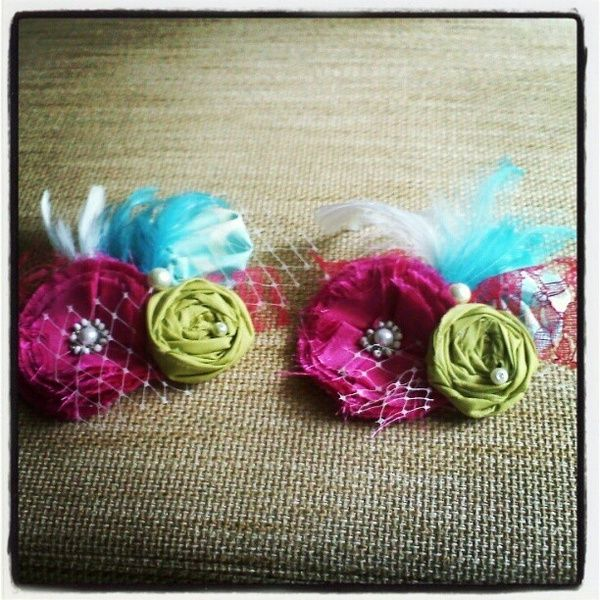 How to Make Hair Bows: 10 Different Ways to try in 2014 | http://stylishwife.com/2013/12/how-to-make-hair-bows.html