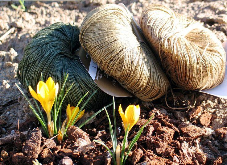 www.sklep-zeberka.pl Zeberkowe inspiracje: oznaki wiosny (Linas 387, 360, 480)