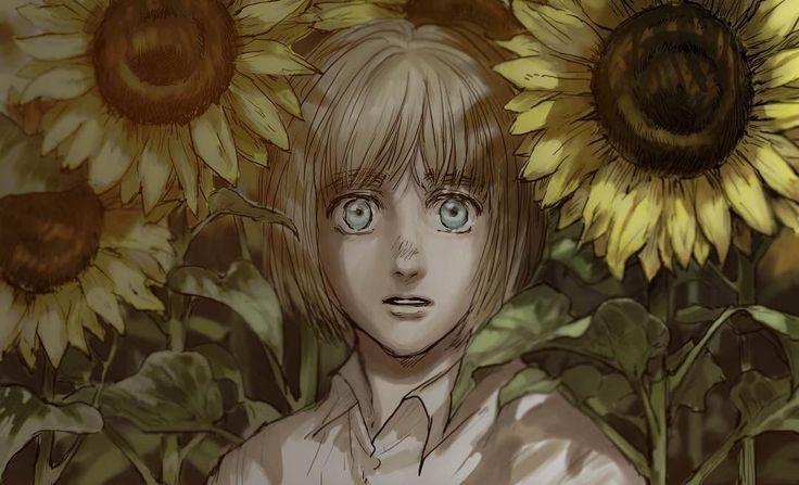 Snk Armin Alert