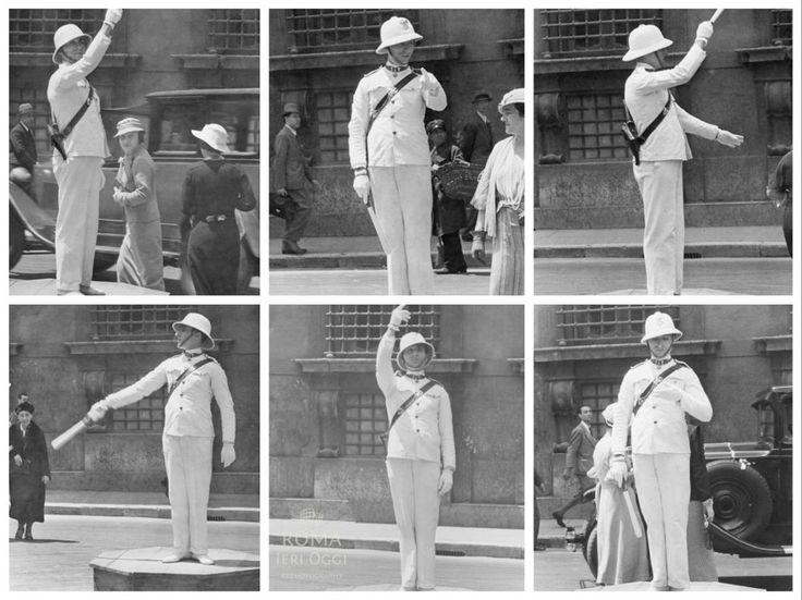 Largo Chigi (1933)Roma Ieri Oggi | Roma Ieri Oggi