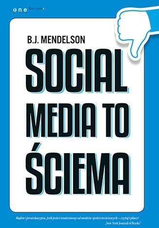 """""""Social media to ściema""""  #socialmedia #helion #ksiazka"""