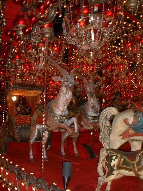 World's largest carousel located at the House on the Rock in Dodgeville, Wisconsin.