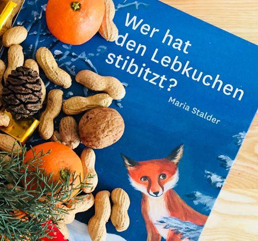 Was, wenn die frischgebackenen Lebkuchen für den Nikolaustag von einem gefitzten Fuchs stibitzt werden? Weil das hungrige Schlitzohr ...