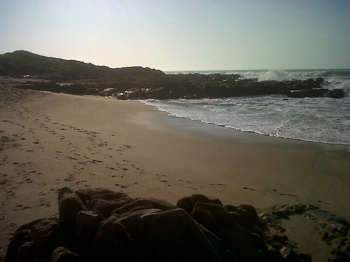 Manaba beach, Uvongo, South Africa