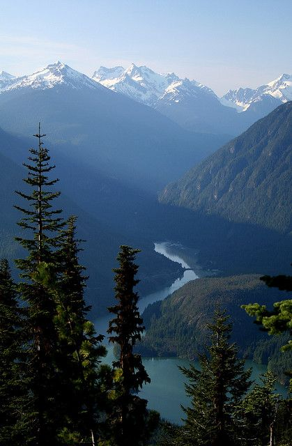 North Cascades National Park,, Washington